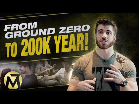 From Dead-End Job to 200K/Year Online (FITNESS BUSINESS SUCCESS STORY)