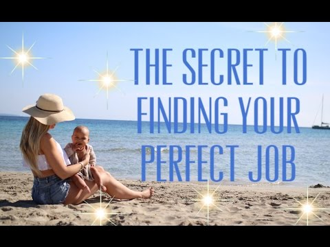 How To Find Your PERFECT Job | Law of Attraction