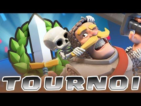 Clash Royale: 2ème partie du tournoi! La victoire est proche... ou pas