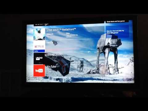 Editing your Xbox one home screen