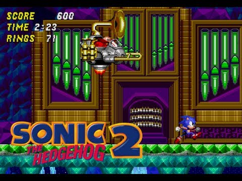 Sonic the Hedgehog 2 (iOS/Android) -