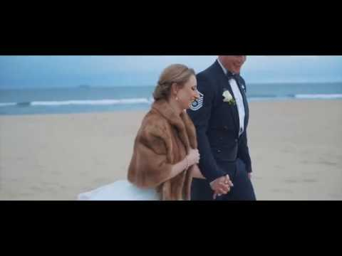 Annie & Rich Virginia Beach Wedding Highlight Film, Ch & Sh Fredericks Photography