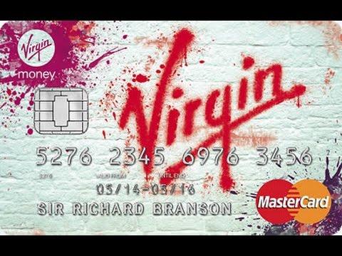 Virgin Credit Card 2016