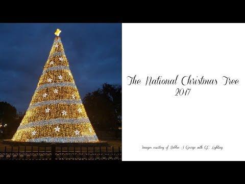 The 2017 National Christmas Tree