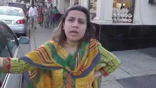 Quran reciting girl asks questions, Christian answers