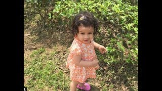 Ms Dhoni Daughter Ziva Dhoni Instagram Videos - How cute is this one Video?? !! Sakshi Dhoni