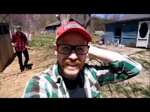 DIY Wasp Trap And Garden Work