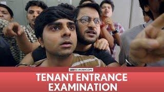 FilterCopy | TEE - Tenant Entrance Examination (Sketch) | Ft. Veer Rajwant Singh, Akash Deep Arora