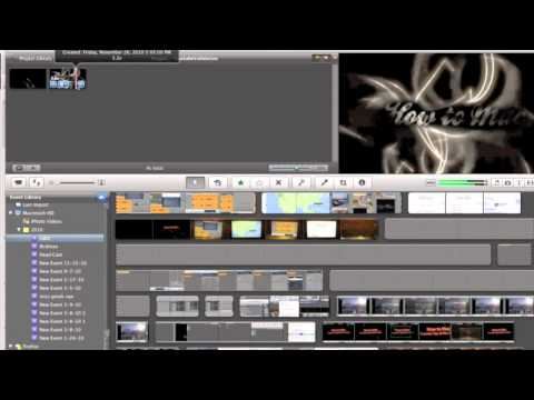 How to Color Correct Video in iMovie 09