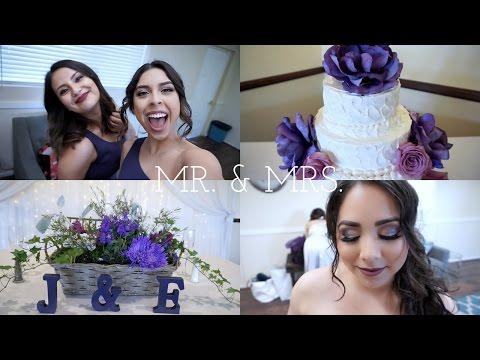 WEDDING DAY | VLOG