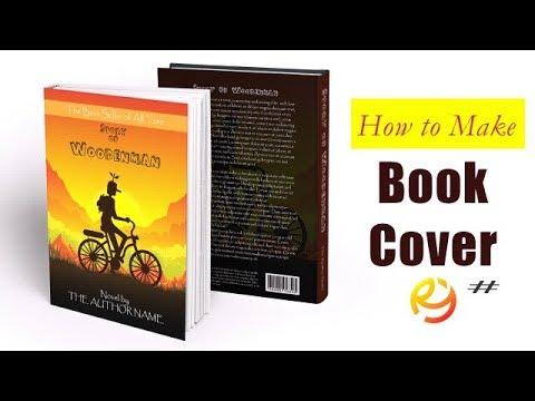 How to design book cover in adobe illustrator