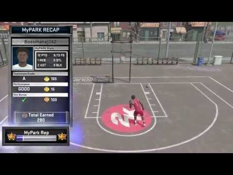 NBA 2k15 MyPark: With A Friend