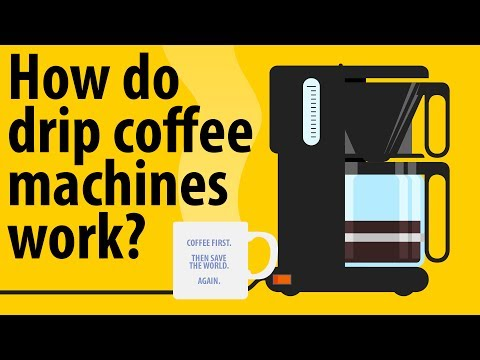 How Do Drip Coffee Machines Work? - Making Coffee Explained
