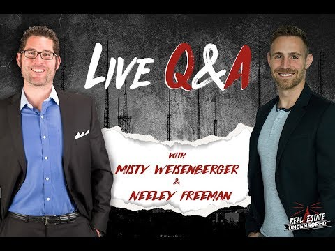 How to Kick Ass and Thrive as a New Agent w/ Misty Weisenberger and Neeley Freeman