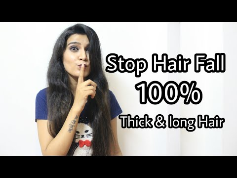 Stop Hair Fall in 1 Month | 100% Natural & Effective | Tried & Tested | SuperStyleTips