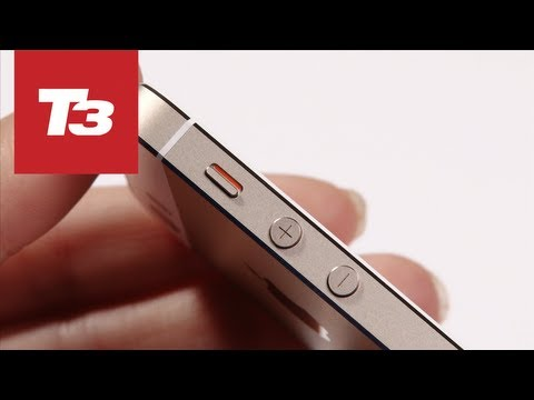 iPhone 5s video in detail: Take a closer look at the iPhone 5s design and build