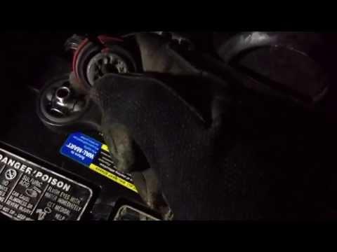 89-98 silverado (GM full size truck) battery cable fix