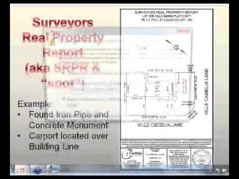 The Difference Between a Boundary Survey and a Spot Survey