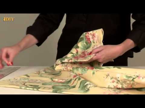 DIY- How to Make a Pleated Drapery Heading