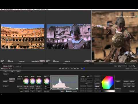 Timeline FX: Colour Correction