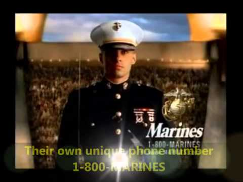 What Makes Marines Different?