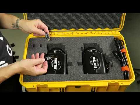 Pelican Case 2 Einstein Light Solution