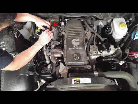 Dodge Ram 2014 6.7 EGR Deleting Video