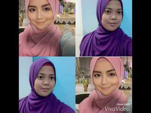 Shawl tutorial(5)ala2 Mira Filzah By Hidayah Nazri