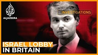 Al Jazeera Investigations – The Lobby P1: Young Friends of Israel