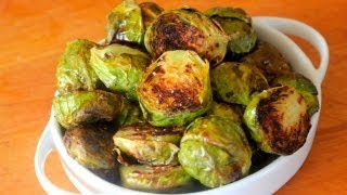 How To Roast Brussels Sprouts Clean Eating Recipe