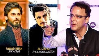 Vidhu Vinod Chopra's SHOCKING Comment On Pakistani Actors & Ae Dil Hai Mushkil Controversy