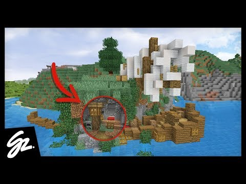 A WRECKED PIRATE SHIP HOUSE... IN MINECRAFT?!