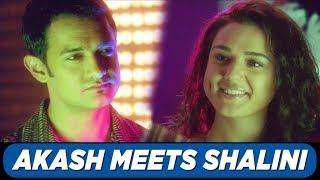 When Akash Meets Shalini   Dil Chahta Hai   Aamir Khan   Preity Zinta   Saif Ali Khan