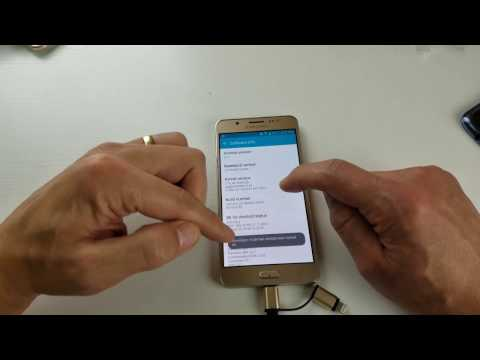 Galaxy J5: How to Enable Developer Options