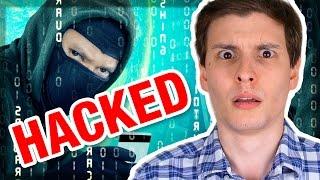 I Got Hacked!? Here