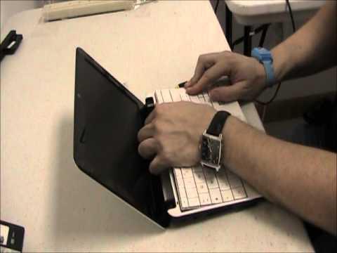 HP mini 110 Hard Drive replacement