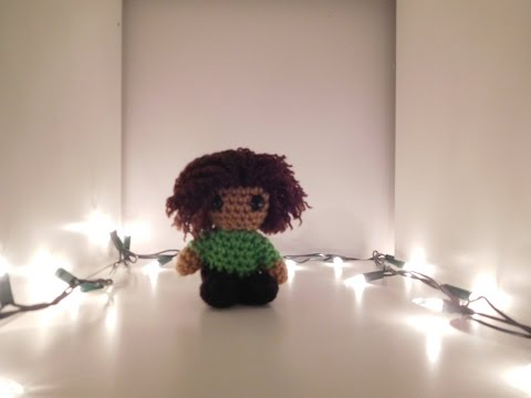 Crocheting People - GloZell Green