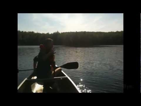 Canoeing in NH