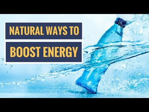 5 Natural Ways to Boost Your Energy Levels