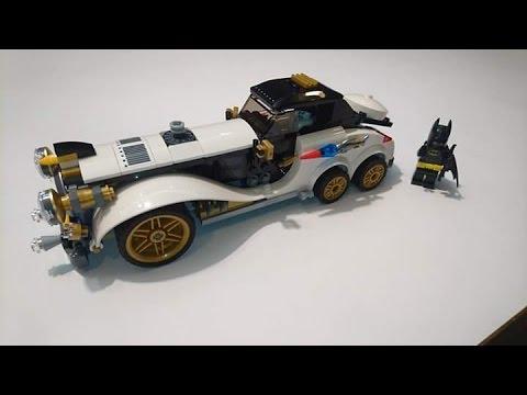 Lego Batman Movie 70911 The Penguin™ Arctic Roller - Lego Speed Build Review