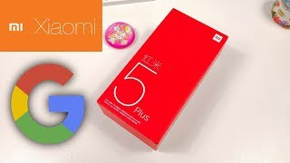 REDMI 5 Plus Unboxing and First Impressions Video and How To Install Google in MIUI