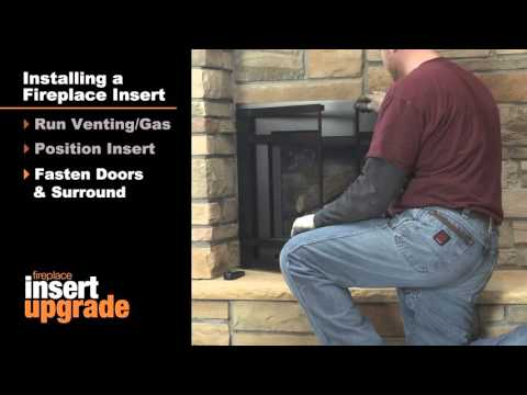 Heat & Glo® Gas Fireplace Insert Installation Video