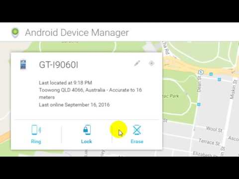 How to erase data from your stolen or lost Android phone using Google account