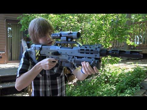 New S.W.A.T. Series Nerf Guns!