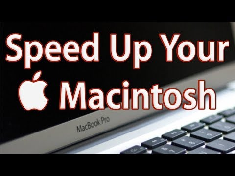 Quick Way To Speed Up Mac - Make Your Mac Faster in 2 Minutes