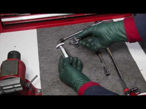 H.D. Diesel Hand Primer Pump: Best installation Wrench Available