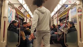 Big Dick Prank In Train | 2019