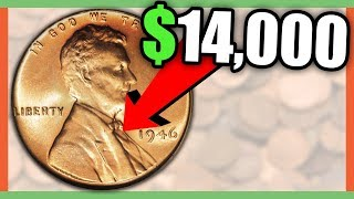 HOW MUCH IS A 1946 PENNY WORTH - RARE PENNIES WORTH MONEY!! - getplaypk