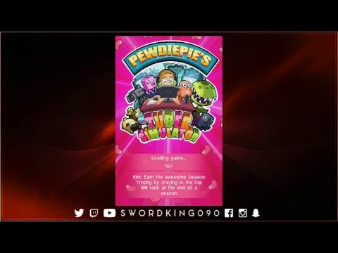 Pewdiepie's Tuber Simulator - LIVESTREAM - Road to Level 75 Valentine's Category. (Episode 1)