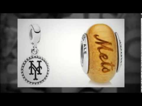 Pandora MLB Charms for Bracelets & Necklaces | Dangles | Wood Charms in Mobile Alabama